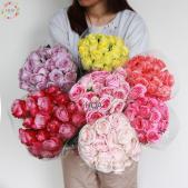 Video giới thiệu sản phẩm HOA LẺ: 60 hoa hồng Đà Lạt