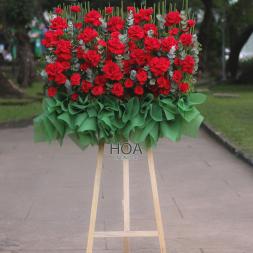 Vườn Treo Hoa Hồng