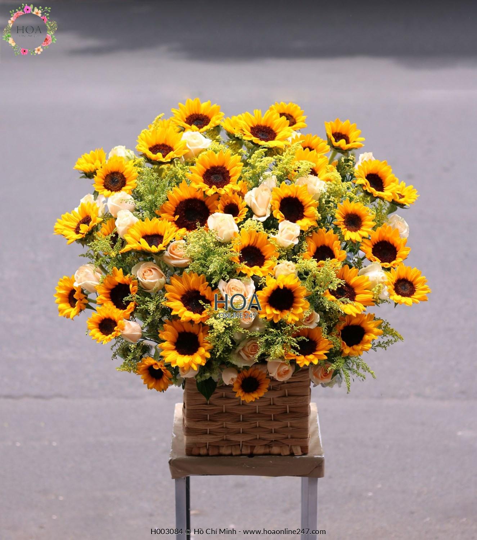 #25 ý tưởng cắm hoa hướng dương trang trí ĐỘC ĐÁO và SÁNG ...