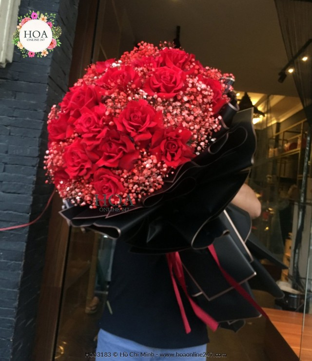 Shop hoa baby - Hình 4